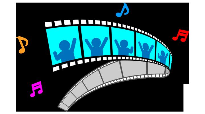 Online UNDOKAI movie creation