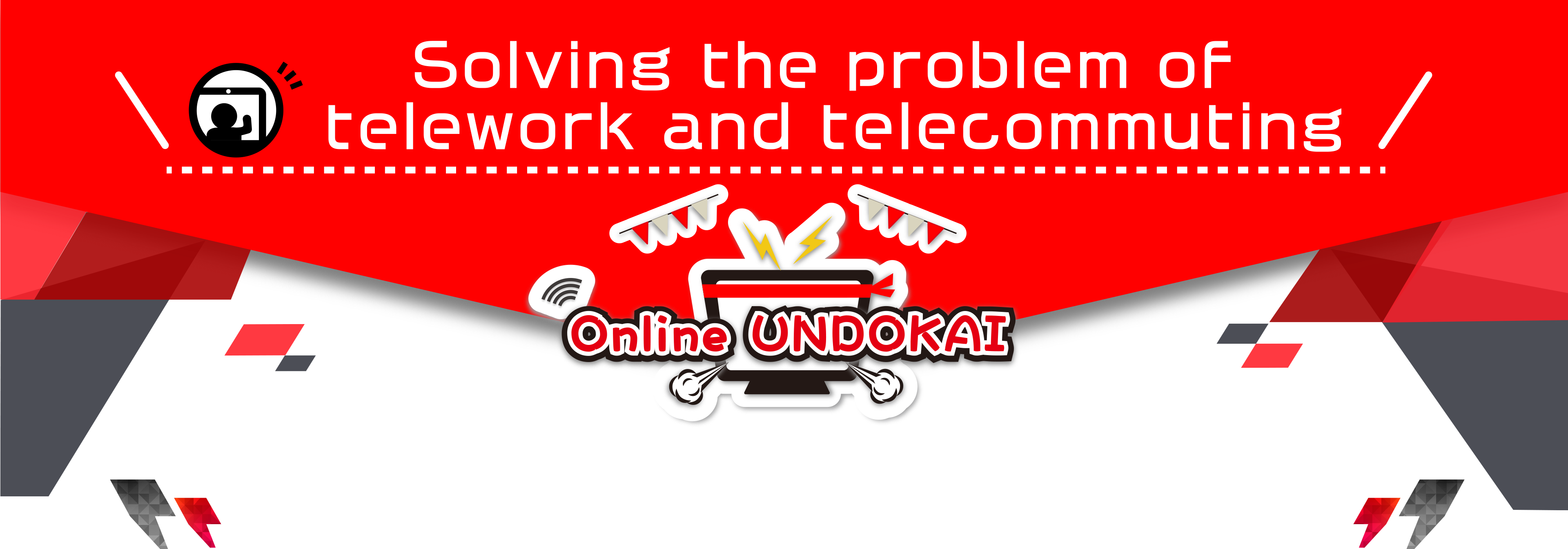 Solving the problem of telework and telecommuting